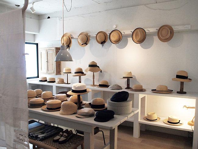 sashiki麦わら帽子展、明日からです。