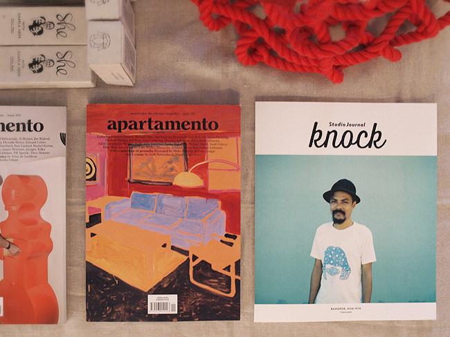 apartamento ・knock