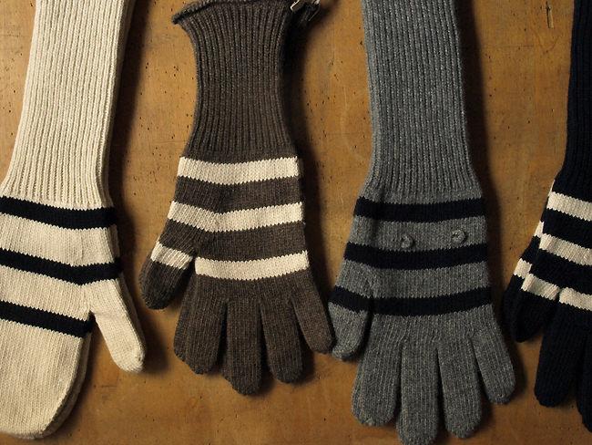 YURI PARK 手袋